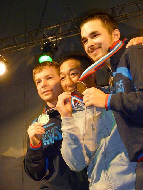 第1回デフスノーボード世界選手権大会③