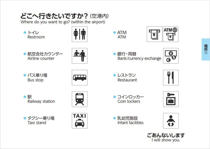 例)羽田空港
