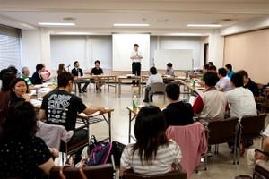 聴覚障害者リーダー研修会