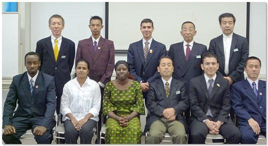 JICA委託研修コース「ろう者のための指導者」が開催
